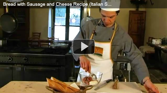 sausage bread recipe italian style Sausage Bread Recipe for Quick Breakfast
