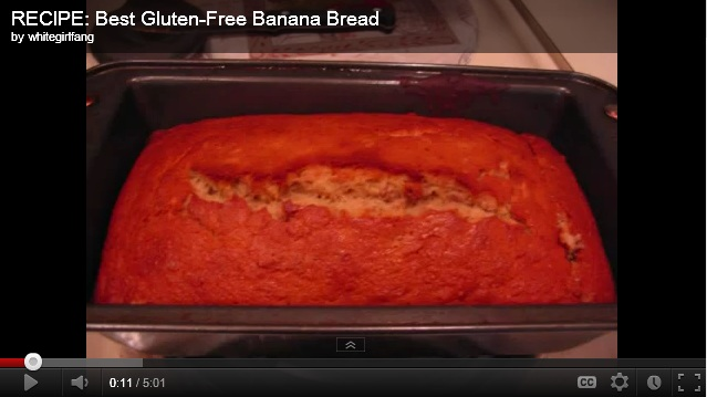 gluten free bananan bread recipe The Best Gluten Free Banana Bread Recipe